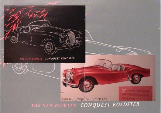 British Car Brochures Www Car Brochures Eu Daimler Brochures