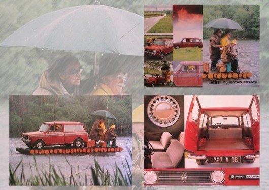 Les brochures Mini-95