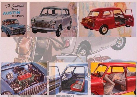 Les brochures Mini-96