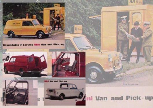 Les brochures Mini-98